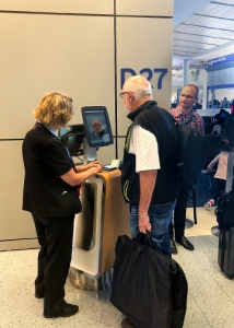 American Airlines rolls out biometric boarding at Dallas