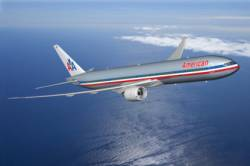 American Airlines receives first 777-300ER from Boeing