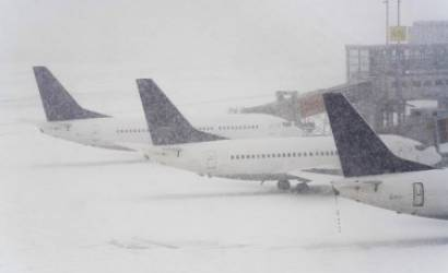 Storm sees thousands of US flights cancelled