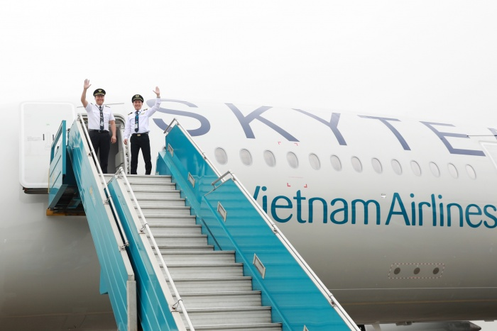 Vietnam Airlines continues fleet expansion with Airbus A350 arrival