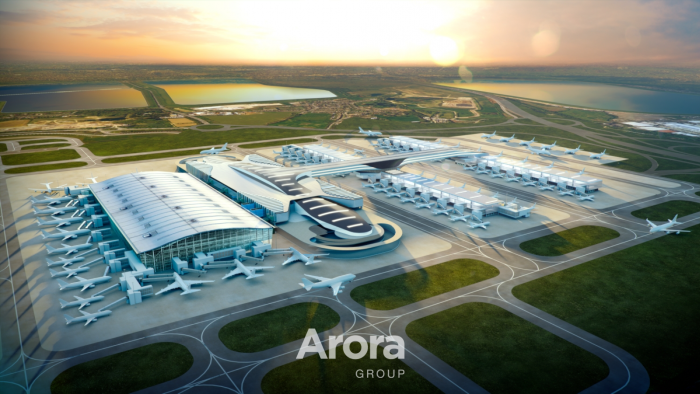Arora Group unveils rival Heathrow expansion bid