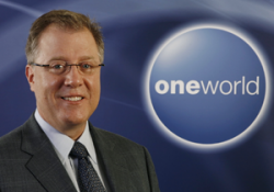 Ashby to step down from oneworld leadership