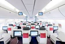 Austrian takes off with second long haul cabin