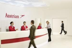 Austrian Airlines opens first redesigned Senator Lounge in Vienna