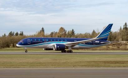 Boeing delivers first CIS Dreamliner to Azerbaijan Airlines