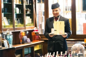 Penhaligon takes to the skies with British Airways