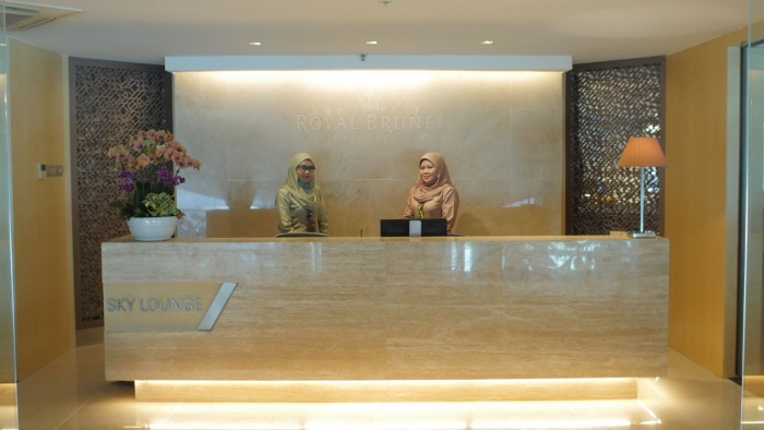 Royal Brunei Airlines unveils new lounge facilities at Brunei International