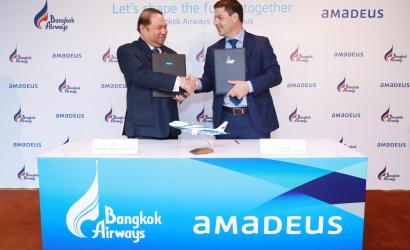 Bangkok Airways partners with Amadeus for tech overhaul