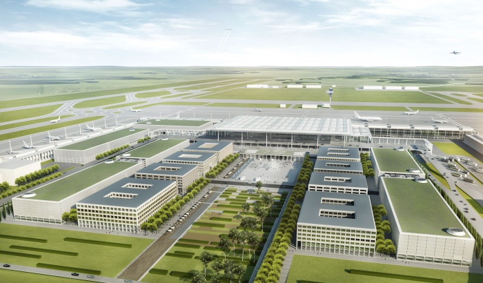 Berlin Brandenburg airport aims for October 2020 opening