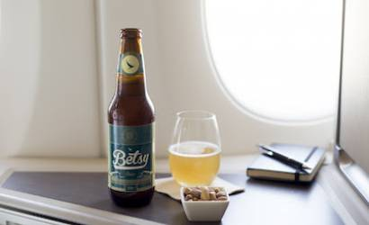 Swire to showcase Betsy Beer from Cathay Pacific