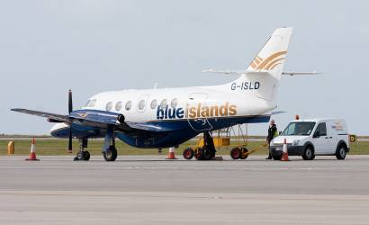Blue Islands plane makes emergency landing at London Southend Airport