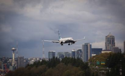Boeing 737 MAX 9 completes first test flight is US