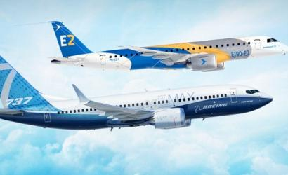 Embraer signs strategic partnership with Boeing