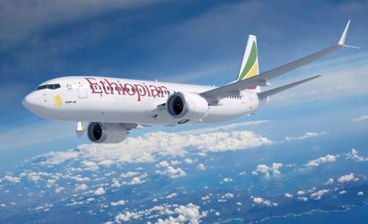Ethiopian Airlines takes delivery of first Boeing 737 Max