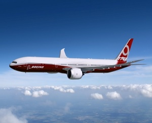 Boeing selects 777X full-flight simulator supplier