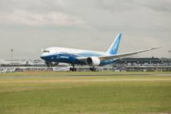 Dreamliner inches closer to service