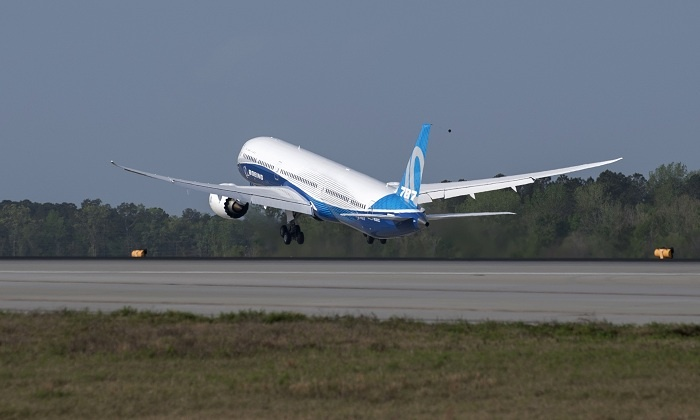News: El Al Israel Airlines receives first Boeing Dreamliner