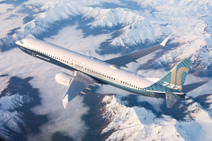 Boeing unveils finalised 737 MAX 10 configuration in Singapore