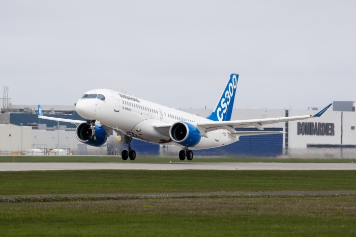 Canada's move as U.S.  confirms hefty Bombardier trade duties