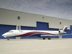 Arik Air relaunches flights to Monrovia