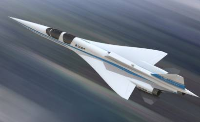 Ctrip.com takes stake in supersonic airplane developer Boom