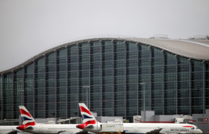 British Airways hit by baggage problems at Terminal 5
