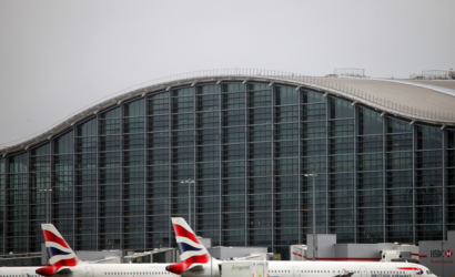 British Airways calls on UK border force to improve services at Heathrow