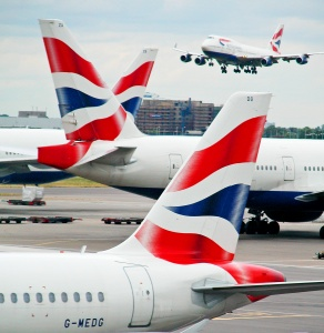 British Airways doubles Dublin flights