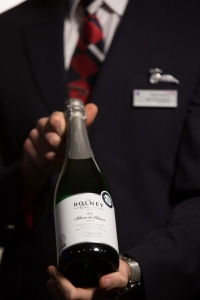 British Airways set to serve English sparkling wine for first time