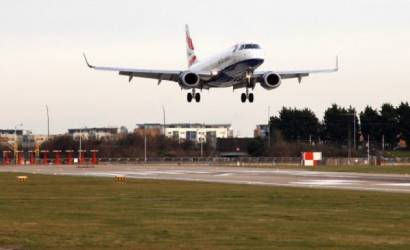 Collier steps down as London City Airport chief executive