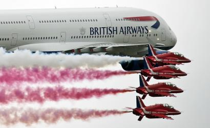 British Airways to join Red Arrows at Royal International Air Tattoo this summer