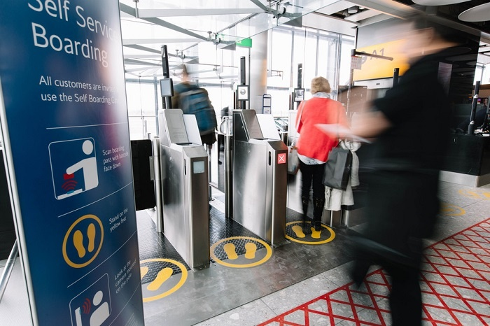 British Airways launches biometric boarding gates at Heathrow