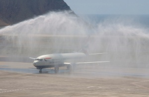 British Airways takes off for Tenerife