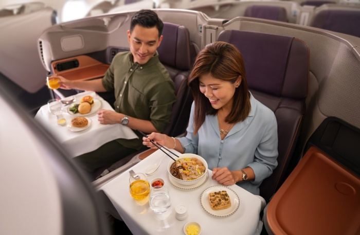 Singapore Airlines' A380 restaurant tickets sell out in 30 minutes