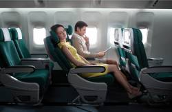 Cathay Pacific extends Premium Economy to regional routes