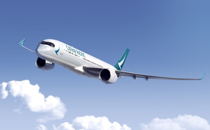 Cathay Pacific goes daily on Manchester route