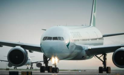 Cathay Pacific returns to profit for first time in three years