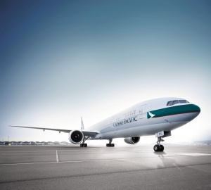 Cathay Pacific boosts profits in challenging environment