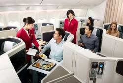Cathay Pacific reaches deal with cabin crew