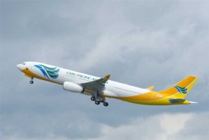 Cebu Pacific Air launches Davao-Singapore flights