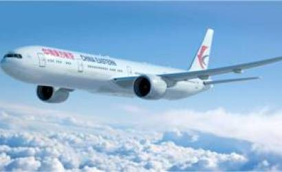 China Eastern Airlines takes delivery of first Boeing 777-300ER