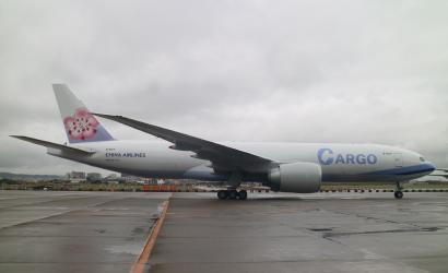 China Airlines takes delivery of first Boeing 777