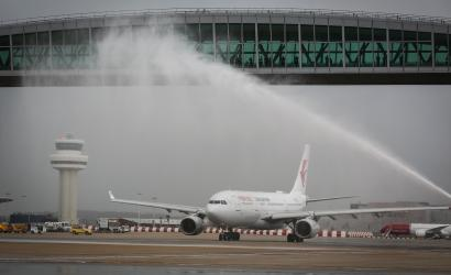 London Gatwick welcomes new Shanghai departure