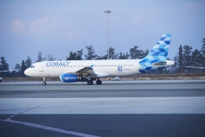 Travelport signs distribution deal with Cobalt Air