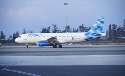 Cobalt Air to connect Heathrow with Larnaca, Cyprus