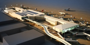 Dubai International plays green card with Concourse D