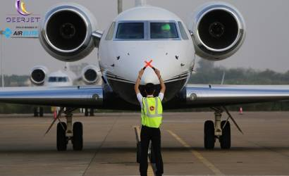 Deer Jet to accept AVCARD at Chinese bases