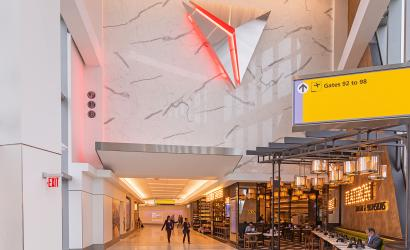 Delta opens new concourse at LaGuardia, New York