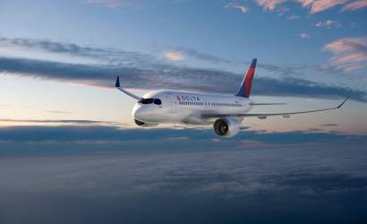 Delta places 75 plane C Series order with Bombardier