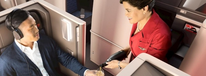News: Delta Air Lines to allow premier guests to pre-select in-flight meals